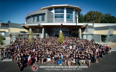 アボッツフォード教育区留学生プログラム/Abbotsford School District International Student Program