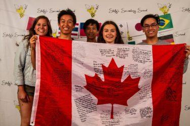 サーニッチ教育区留学生プログラム/Saanich Schools International Student Program