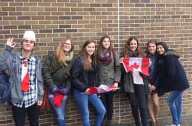 ロードセルカーク教育区留学プログラム/Lord Selkirk School Division