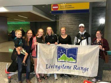 リビングストン・レンジ教育区留学生プログラム/ Livingstone Range International Student Program