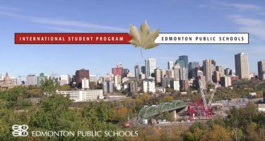 エドモントン公立学校留学生プログラム/Edmonton Public Schools International Student Program