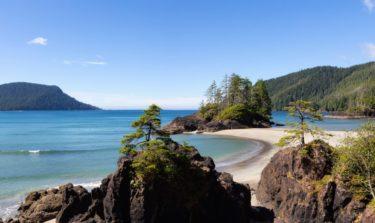 バンクーバー島の温暖な気候、大自然、安全な町でカナダ高校留学!
